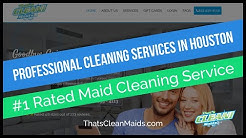 Professional House Cleaning Services Houston Tx - Professional Cleaning Services In Houston