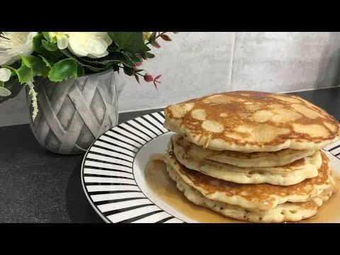 quick-and-easy-pancakes-|-recette-pancakes-facile-et-rapide-|-express-cuisine