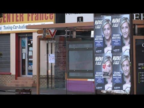 Affaire Fillon: à Hénin-Beaumont, le Front national se frotte les mains