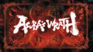 Asura's Wrath - Fighting With No Arms Gameplay