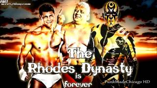 WWE: Cody Rhodes and Goldust Theme Song 2014