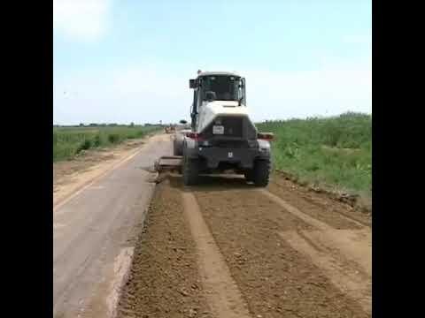 Ремонт дороги   Панахес - Псейтук