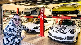 WHAT SUPERCAR DO I TAKE FROM THIS DREAM GARAGE? *GT2RS, AVENTADOR 50TH, 720S, GT3RS*