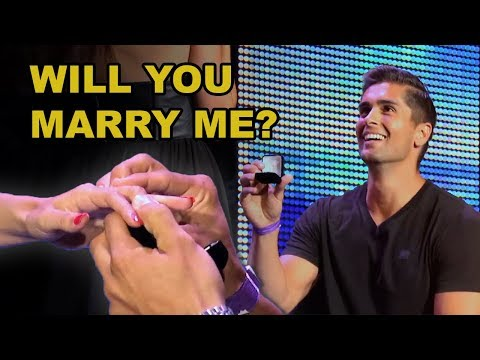 Top 10 'MOST ROMANTIC PROPOSALS' on Got Talent and X FACTOR