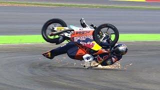Moto3™ 2014 Biggest crashes thumbnail