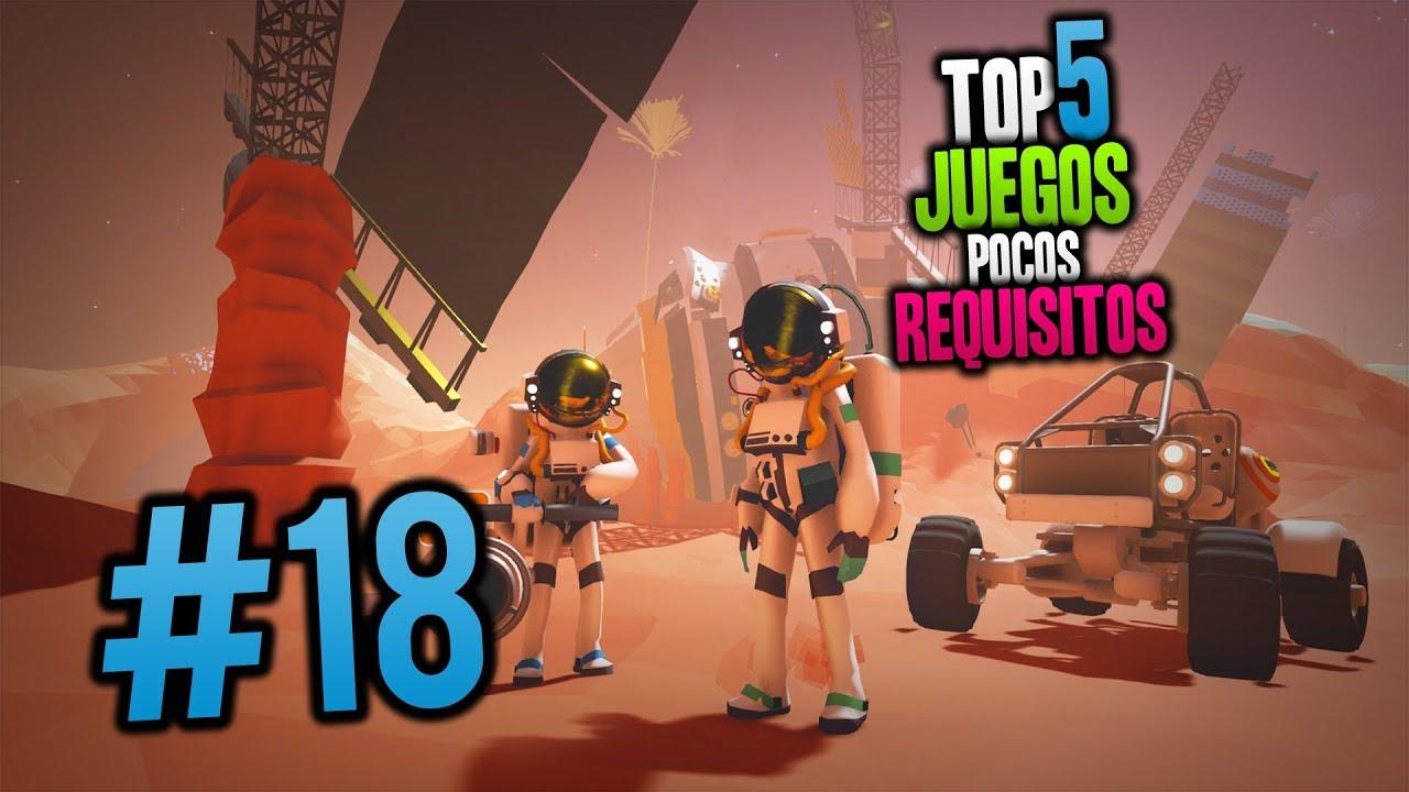 Top 5 Juegos Para Tu Pc De Mier Bajos Y Medios Requisitos 18
