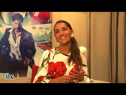 Italian actress Caterina Murino praises Rajeev Khandelwal