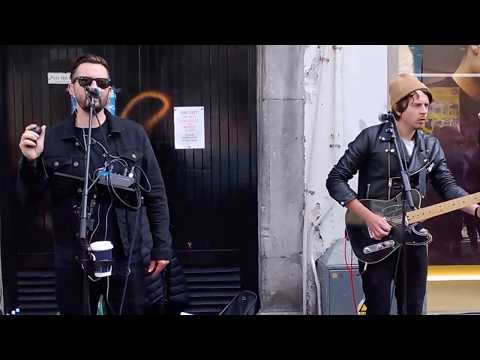 KEYWEST street band * Live in Galway * 09-09-17 *