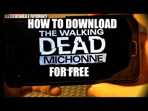[ANDROID] How to download and install The Walking Dead Michonne and EPISODE 2 & 3 for free [APK]