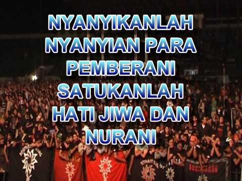 Roy Jeconiah - Nyanyian Para Pemberani ( Cover )