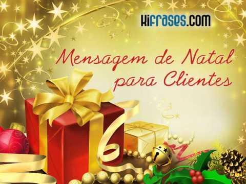 Mensagem De Natal Para Clientes E Amigos Frases E
