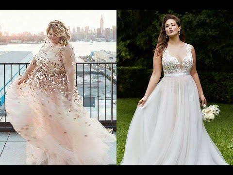 Vestidos De Novia 2018 Para Gorditas Boda Plus Size Tendencias Novias Preciosas