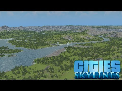 [0] Map & Mod Loadout | Cities: Skylines 2017