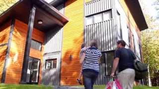 Chalet Le Franc Sud - Le meilleur endroit en Gaspésie