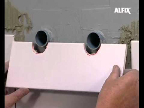 montering af wavin koblingsdåse