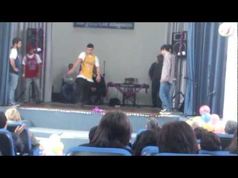 Baku Gun - Baku business university(breakdance)