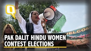Hindu Dalit Women in Pakistan Are Contesting Elections To Fight Back | The Quint