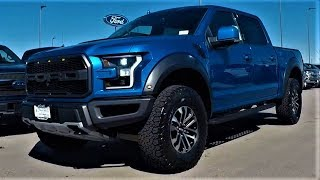 2019 Ford Raptor: New Seats and Suspension!