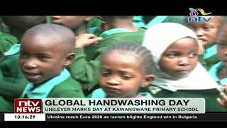 Unilever, Kenya Medical Association mark Global Handwashing Day