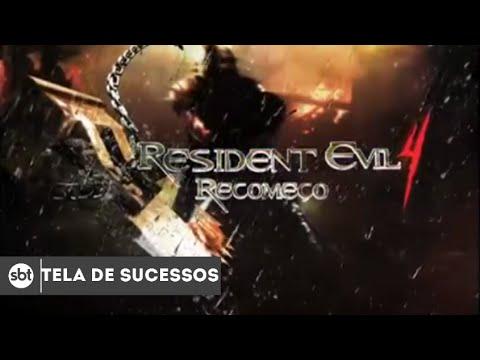 Trailer do filme Resident Evil 4: Recomeço