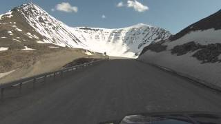 Dalton Highway- Atigun Pass Travelling South