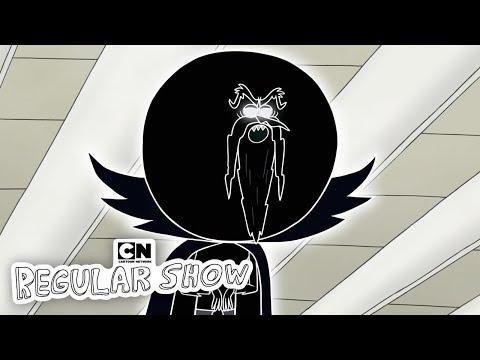 Regular Show | A Thousand Push Ups | Cartoon Network