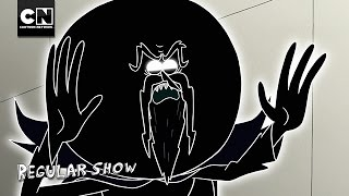 Regular Show | A Thousand Push Ups | Cartoon Network
