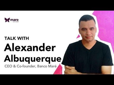 Wagontalk with Alexandre Albuquerque CEO & Co-founder @ Banco Mare