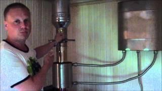 видео термофор печь банная