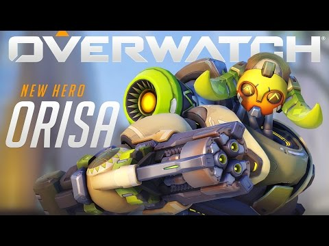 Thumbnail: [NEW HERO – NOW PLAYABLE] Introducing Orisa | Overwatch