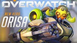 [NEW HERO - NOW PLAYABLE] Introducing Orisa | Overwatch