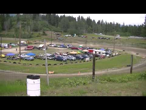 Northport International Raceway Modified Trophy Dash B Part 1 6_30_2012