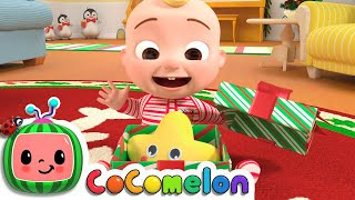 Christmas Holiday Giving Song | CoComelon Nursery Rhymes & Kids Songs