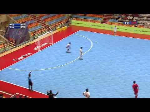 M03 - Kyrgyz Republic vs Thailand - AFC U-20 Futsal Championship - IR Iran 2019
