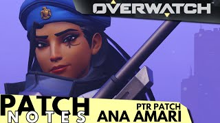 PTR Patch Notes: Ana Amari and Meta Flipped!