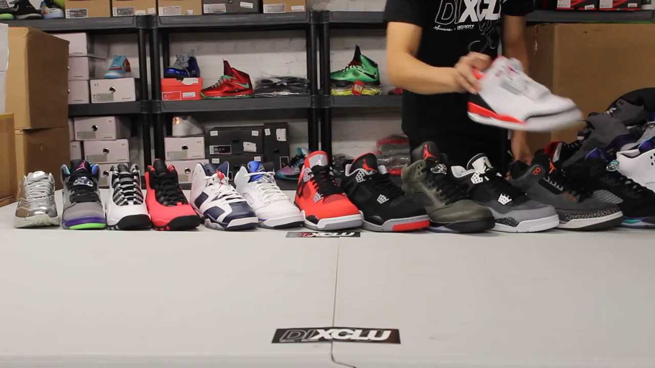 284752f9d36d34 Official Men s Restock Video at our Grand Opening on Dec7th at Exclucity  DIX30