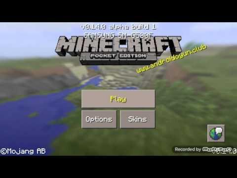 Minecraft Savaş Topu Yapma-furkan Oyunda