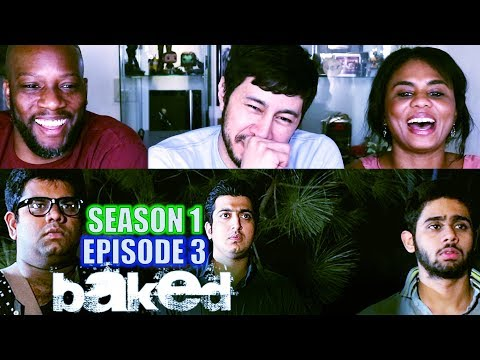 ScoopWhoop's BAKED | S1 E3 | Reaction w/ Syntell & Cortney