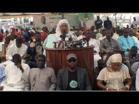 [REPLAY] AFFAIRE KHALIFA SALL : Suivez en direct la conférence de presse des élus de Dakar