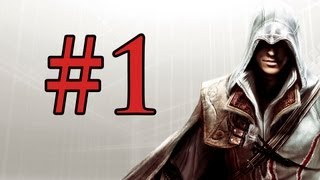 Assassin's Creed 2 - All Cutscenes Sequence 1 PC Max Settings 1080p