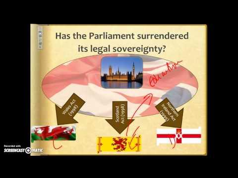 Principles of the British Constitution