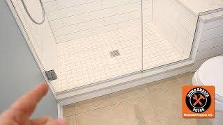 Glass Shower Door Installation Tips