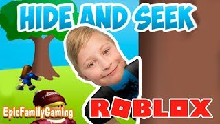 Roblox Hide and Seek Extreme by Epic Family Gaming