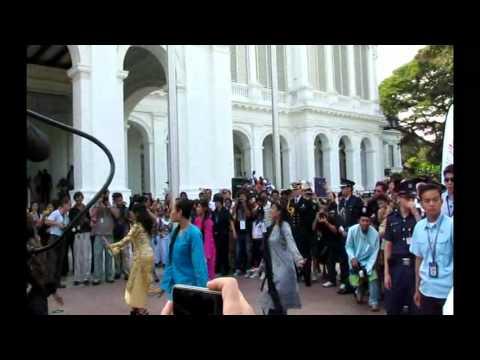 Hari Raya Singapore Istana Park