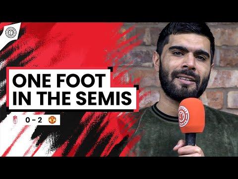 That Lindelof Assist! 🔥 | Adam McKola Review | Granada 0-2 Man United