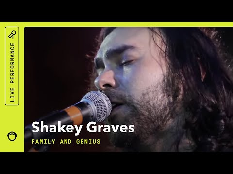 "Shakey Graves, ""Family and Genus"": Soundcheck (Live)"