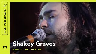 """Shakey Graves, """"Family and Genus"""": Soundcheck (Live)"""