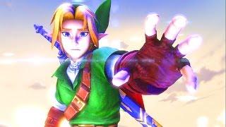 A Timeless Lullaby - Legend Of Zelda Animation