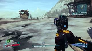 Borderlands 2 savage lee spawns unkempt Harold farming