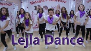 Elvana Gjata - Lejla ft Capital T & 2PO2 - Dance Cover